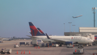 Delta Plane One Flying 2