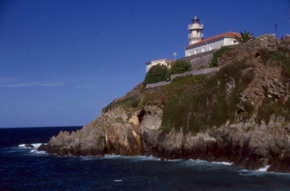 Portugal Lighthouse Cudillero 2