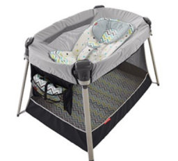 Fisher-Price Inclined Sleeper Recalled Due to Safety Concerns