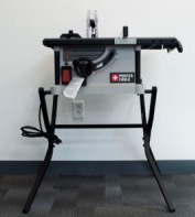 Table Saw Recalled Due to Fire Hazard