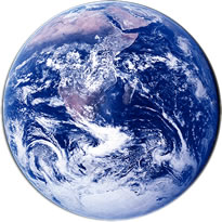 Photo of Earth for Earth Day