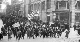 Workers Strike 1912