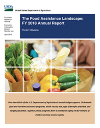 USDA's Economic Research Service SNAP Report 2018
