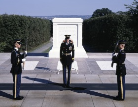 Tomb of the Unknown-soldier
