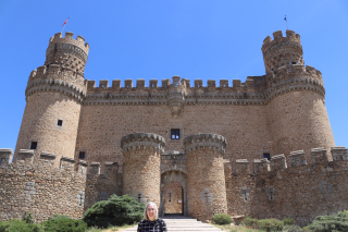 Manzanares el Real Castle 45 minutes from Madrid Close to La Pedriza at the foothills of Sierra de Guadarrama