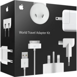 Apple AC World Travel Adapter Kits Are Being Recalled