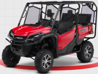 American Honda Recreational Off-Highway Vehicles Recalled