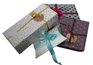 Gift-packages for the holiday season