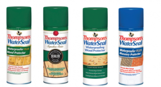 Aerosol Cans Containing Wood and Masonry Protector Recalled  for Fire Hazard