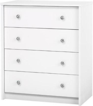 Dresser Being Recalled for Tip-Over Hazard White