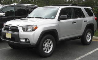 Toyota_4Runner_Recalled Due to Defective Replacement Airbags--_04-01-2011