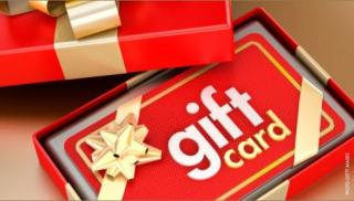 Gift Card december2019