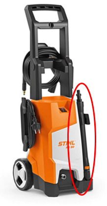 STIHL Pressure Washer Recalled Due to Injury Hazard