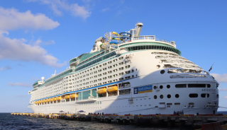 Adventure of the Seas Royal Caribbean Cruise Ship
