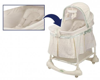 Kolcraft Recalls Inclined Sleeper Accessory 2-23-20