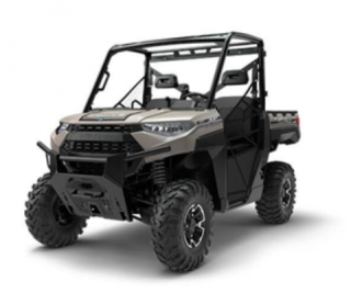 Ranger XP 1000 Off-road Vehicle Recalled Due to Fire Hazard