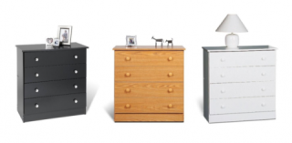 Dressers By Prepac Being Recalled Due to Tip-Over and Entrapment Hazards