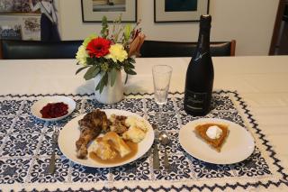 Thanksgiving Dinner Rita Ordered 11-26-20