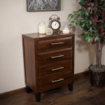 Chest, dressers, and cabinets are being recalled by Noble House Home Furnishings due to tip-over and entrapment hazards