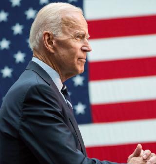 President Joe Biden on Inauguration Day 1-20-21