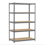 Heavy duty steel shelving units are being recalled by Edsal due to injury hazard