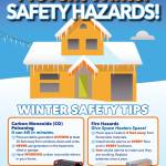 Watch out for these safety hazards in big winter storms