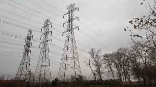 Towers-for Electricity Three Towers By Woods 1696731_640