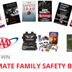 Safest Family on the Block offers big sweepstakes with valuable safety prizes