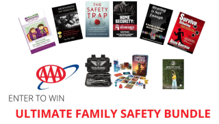 Safest Family on the Block Sweepstakes 4-21