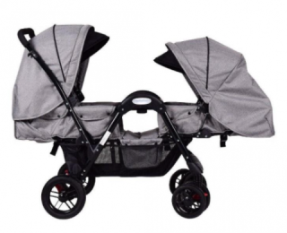 Stroller Double Recalled due to Fall  Entrapment  and Strangulation Hazards