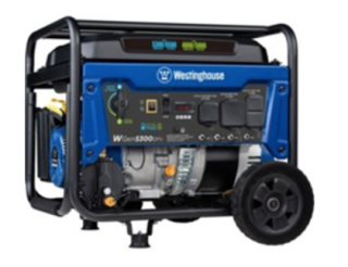 Generator By MWE Investments Recalled Due to Fire Hazard