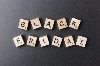 Black-friday-on Light Brown Tiles With a Black Background  2925476_640