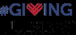 Giving-Tuesday-Logo on White Background