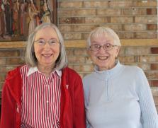 Rita and Barbara Gooding 2017 Her House 2