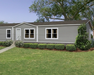 Housing Manufactured Gray
