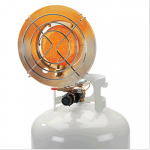Tank top propane heaters are being recalled by Harbor Freight Tools due to burn hazard