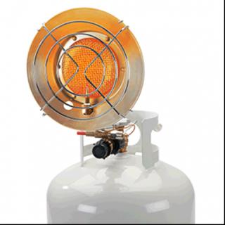 Tank Top Propane Heaters Recalled Due to Burn Hazard