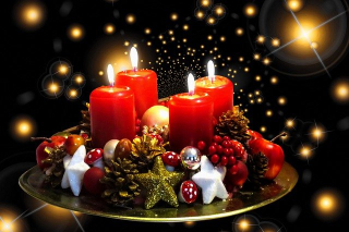 Holiday Candles Red-4637323_640