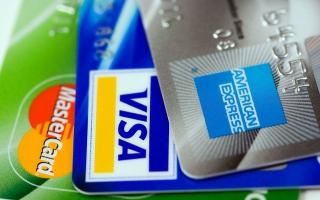 Credit Cards american-express-Visa Master Card 89024_640