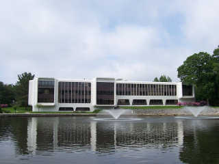 Frontier_Communications_headquarters in Stanford  Connecticut