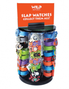 Slap Watches Recalled by K & M International Due to Coin Cell Battery Ingestion and Choking Hazard
