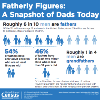 Dads Today-A Snapshot